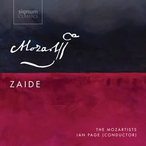 Mozart: Zaïde, K344