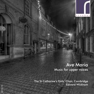 Ave Maria: Music for Upper Voices Product Image