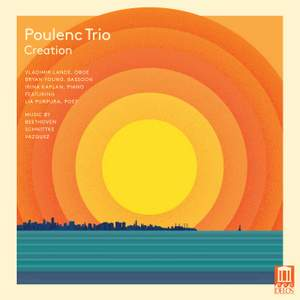 Creation: Poulenc Trio