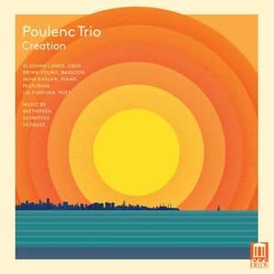 Creation: Poulenc Trio Product Image