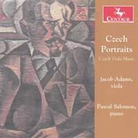 Czech Portraits: Czech Viola Music