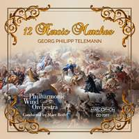 Telemann: 12 Heroic Marches