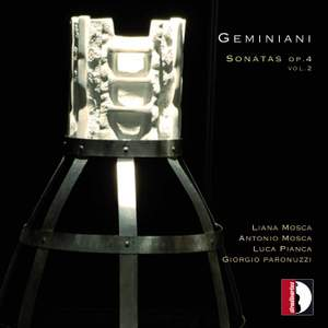 Geminiani: Sonatas Op. 4, Vol. 2
