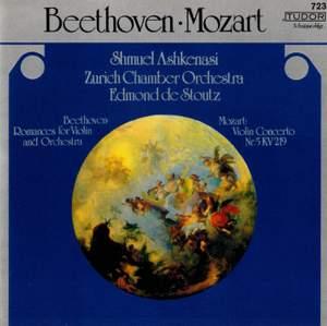 Beethoven & Mozart: Works for Violin & Orchestra