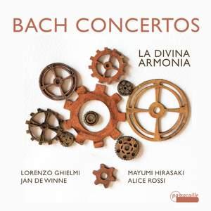 JS Bach: Concertos (BWV 1042,1044, 1052) & Cantata 'Non sa che sia Dolore' (BWV 209)