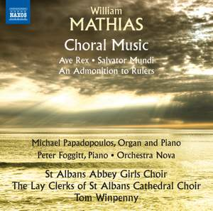 William Mathias: Choral Music Product Image