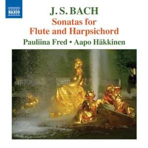 Bach, J S: Flute Sonatas Nos. 1-6, BWV1030-1035 Product Image