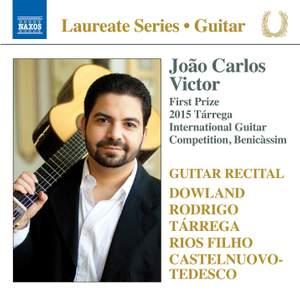 Guitar Recital: João Carlos Victor Product Image