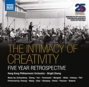 The Intimacy of Creativity: 5 Year Retrospective