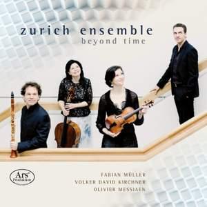 Müller, Kirchner & Messiaen: Beyond Time