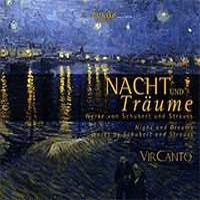 Schubert & R. Strauss: Night And Dreams