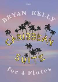 Bryan Kelly: Caribbean Suite for Four Flutes