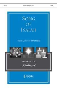Brad Nix: Song of Isaiah SATB