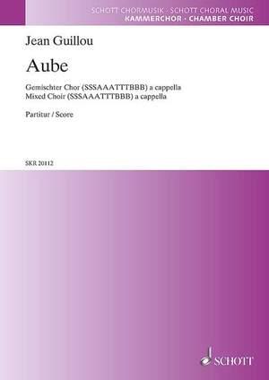 Guillou, J: Aube