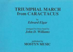 Triumphal March from Caractacus, set