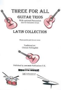 Three for All: Latin Collection