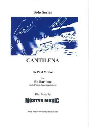 Cantilena, from Sonatina for Euphonium