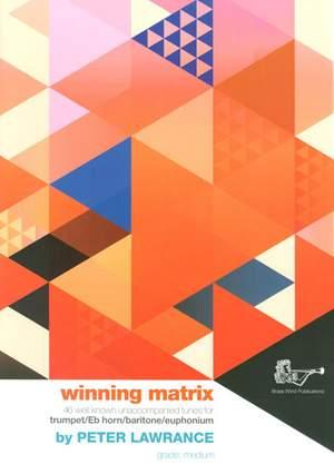 Winning Matrix for Trumpet/Baritone/Euphonium