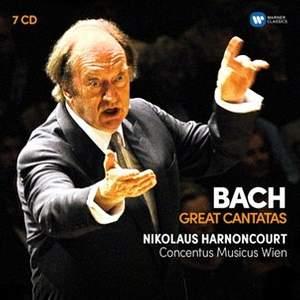 JS Bach: Great Cantatas