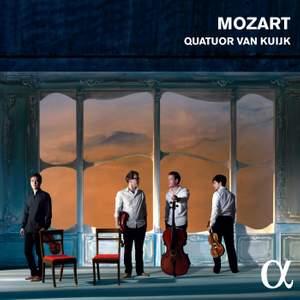 Mozart: String Quartets No.16 & 19 Product Image