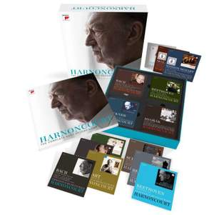 Harnoncourt: The Complete Sony Recordings