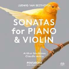 Beethoven: Sonatas for Piano and Violin Nos. 1 & 5