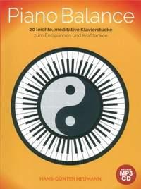 Piano Balance - 20 Easy And Meditative Songs