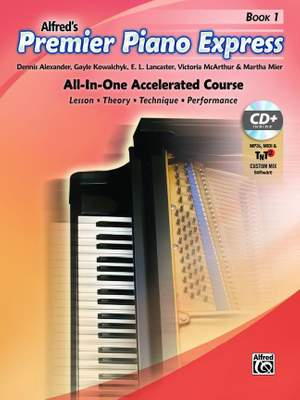 Premier Piano Express, Book 1