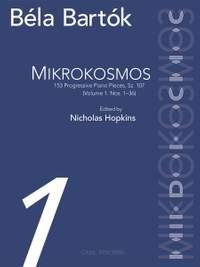 Béla Bartók: Mikrokosmos, Book 1