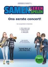 Samen Leren Samenspelen: Ons Eerste Concert