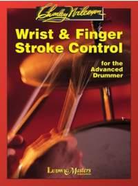 Charlie Wilcoxon: Wrist and Finger Stroke Control