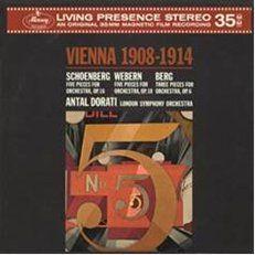 Vienna 1908-1914 - Vinyl Edition