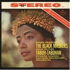 Sessions: The Black Maskers & McPhee: Tabuh-Tabuhan - Vinyl Edition