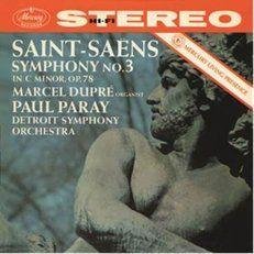 Saint-Saëns: Symphony No. 3 - Vinyl Edition