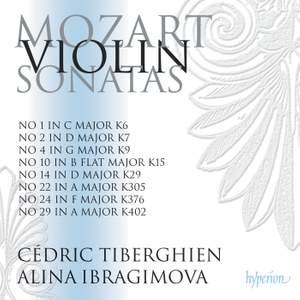 Mozart: Violin Sonatas Volume 2 Product Image
