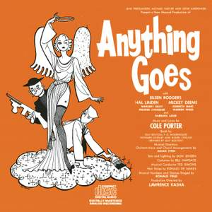 Anything Goes (Off-Broadway Cast Recording (1962))