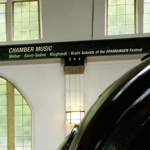 Chamber Music: Soloists of the SPANNUNGEN Festival