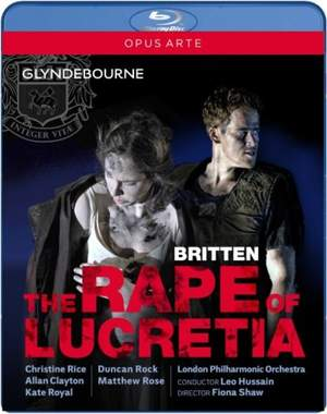 Britten: The Rape of Lucretia Product Image