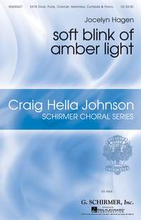 Jocelyn Hagen: Soft Blink of Amber Light