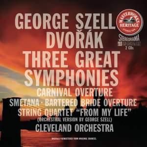 Dvorák: Symphonies Nos. 7-9 etc.