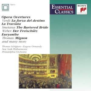 Essential Classics: Opera Overtures