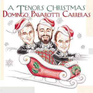 A Tenors' Christmas Product Image