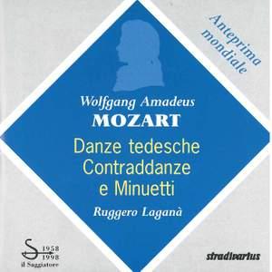 Mozart: Danze tedesche Contradanze e Minuetti
