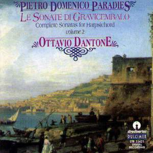 Paradies : Integrale des sonates