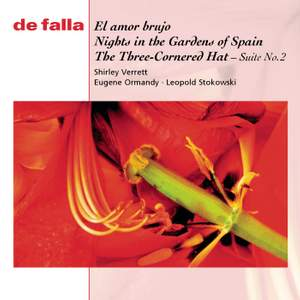 Falla: Orchestral Works