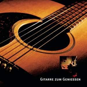 Gitarre zum geniessen