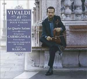 Giuliano Carmignola & The VBO Play Vivaldi