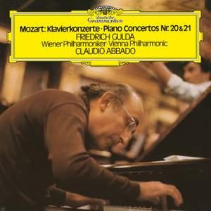 Mozart: Piano Concertos Nos. 20 & 21 - Vinyl Edition Product Image