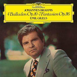Brahms: 4 Ballades & 7 Fantasias - Vinyl Edition