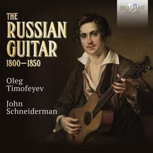 The Russian Guitar 1800‐1850